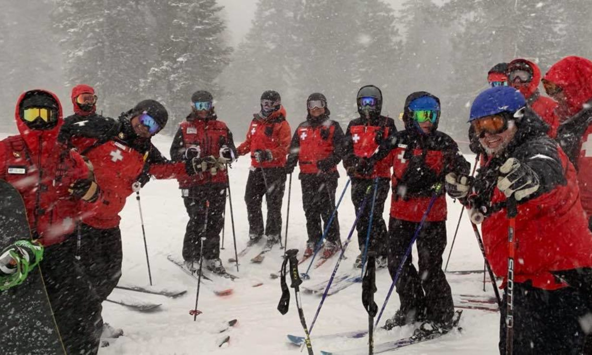 Dodge Ridge National Ski Patrol